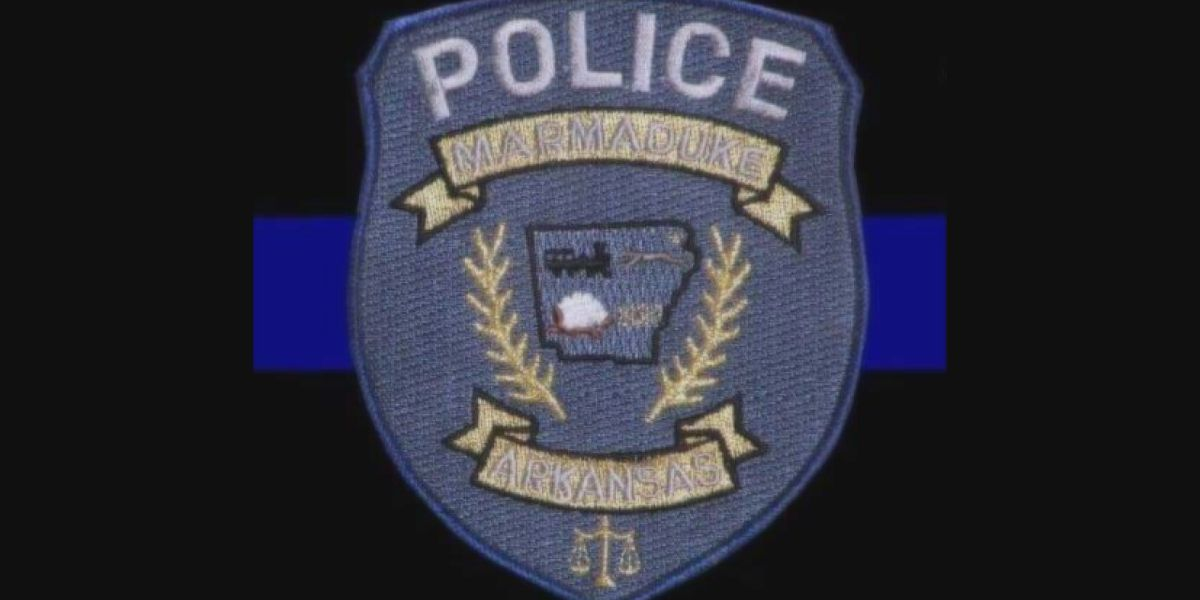 Marmaduke police giving back to those in need