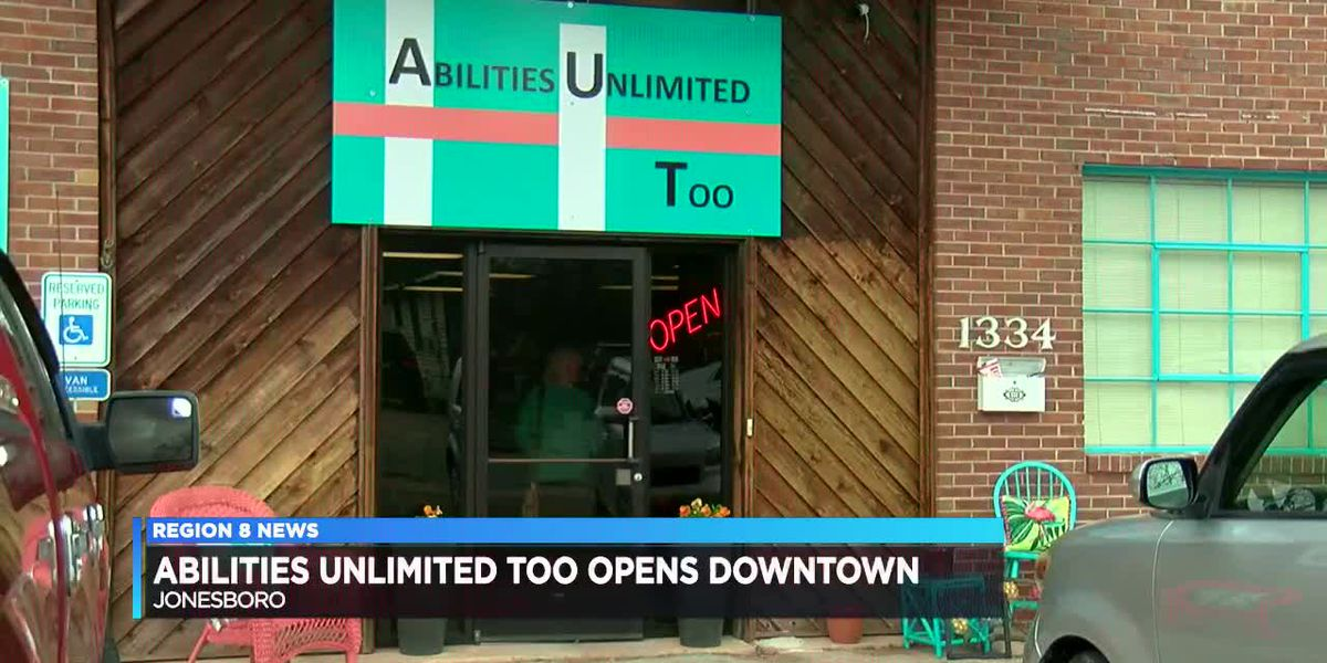 Abilities Unlimited expands to downtown