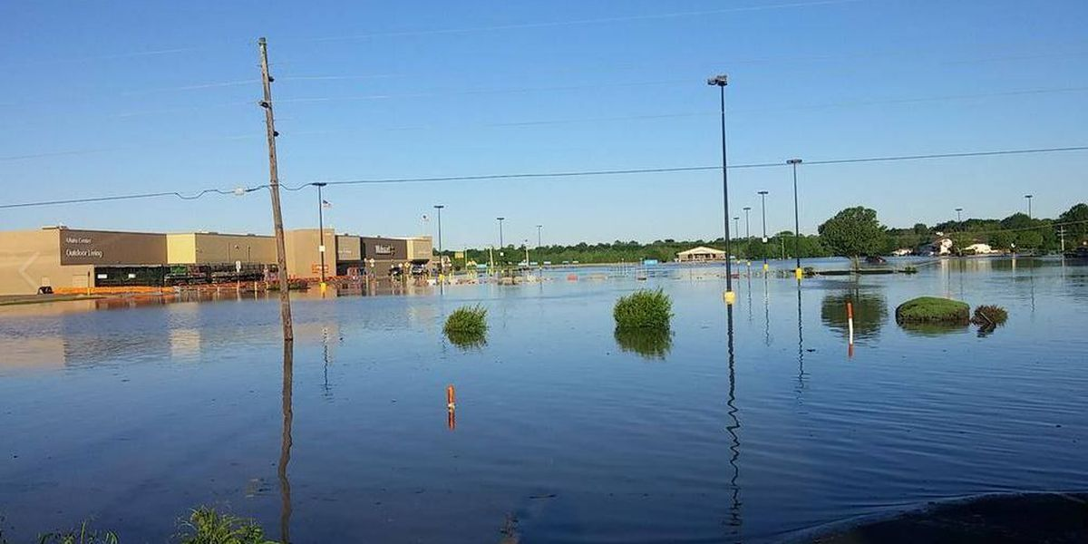 Gov. Hutchinson declares disaster area to 36 counties following storms, flood