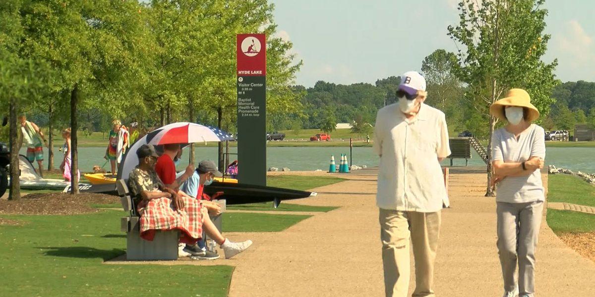 Memphis sees increase in visitors during spring break