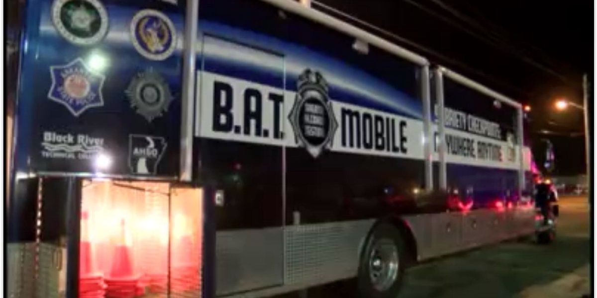 JPD counting on BAT Mobile to help curb DUIs