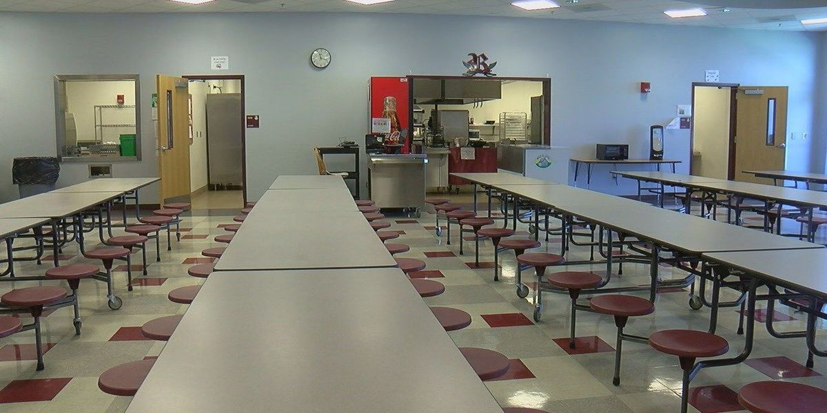 School feeds more students with second chance breakfast