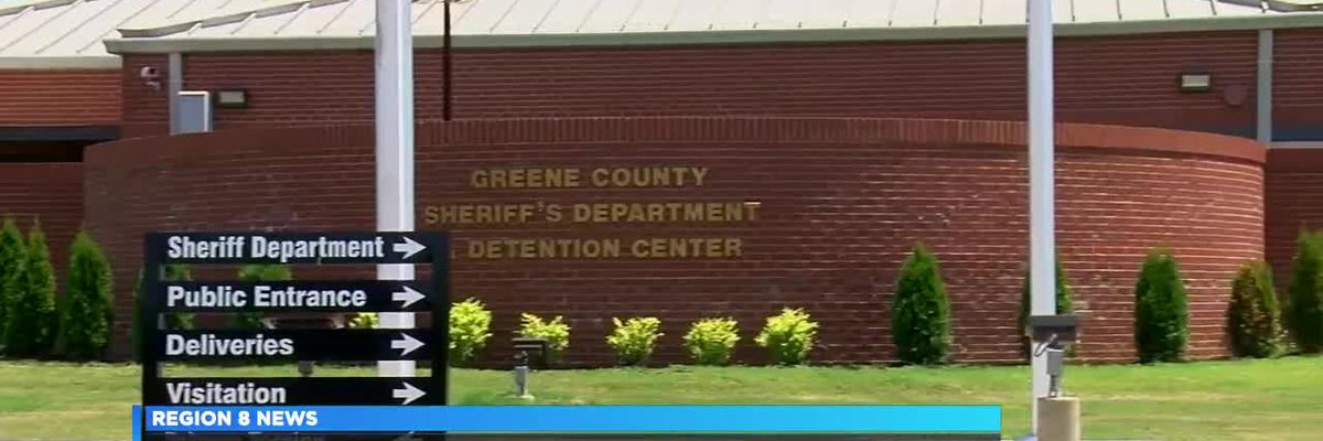 Greene Co. Sheriff: 20% of jail inmates tested positive for COVID-19