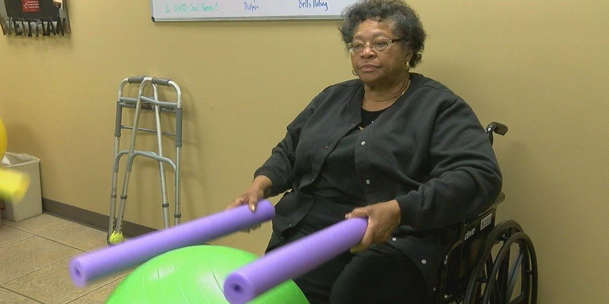 Senior citizens drum up support to better health