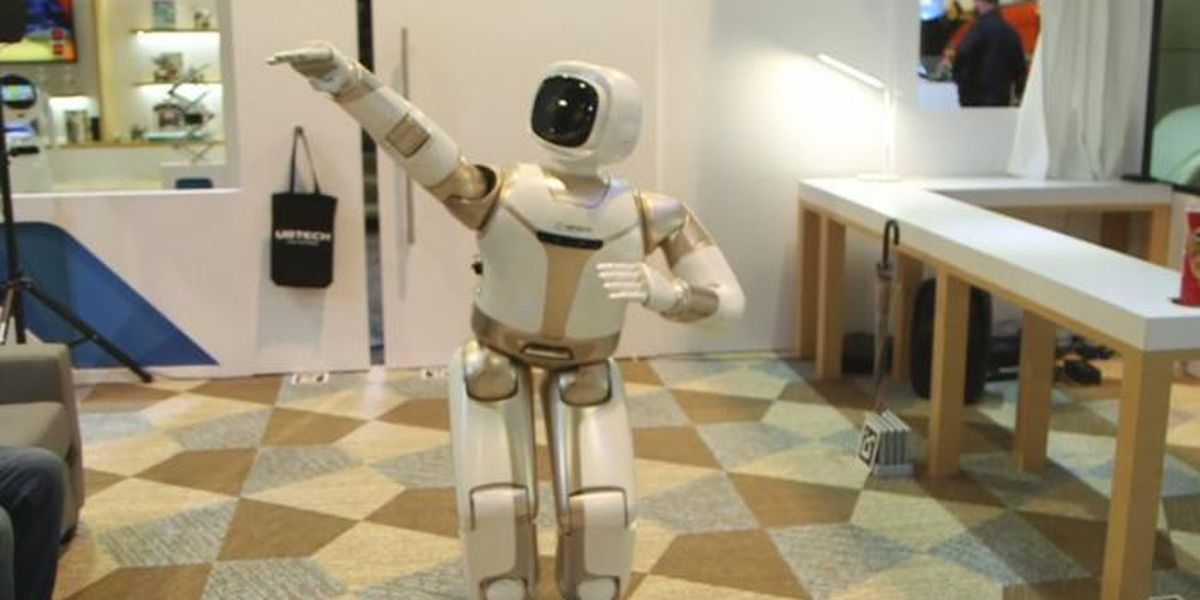 Robots rule at 2019 Consumer Electronics Show