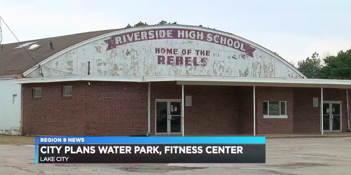 City officials begin plans for water park, fitness center