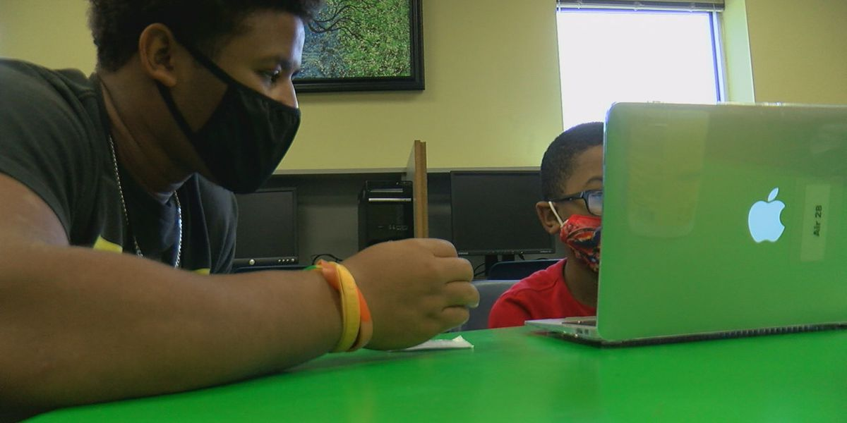 City Youth Ministries provides a place of 'normalcy' during virtual learning