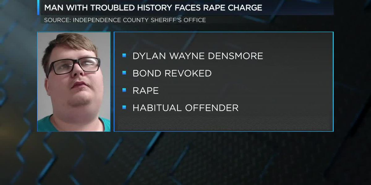 Man accused of raping 14-year-old girl