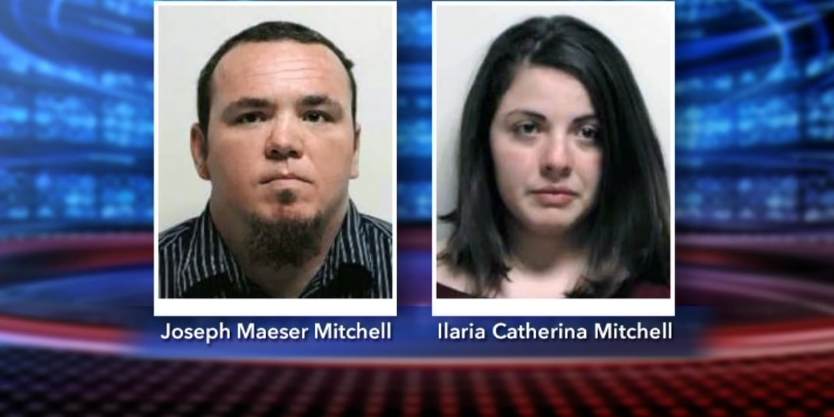 Father, stepmother charged, accused of waterboarding 9-year-old daughter as form of punishment
