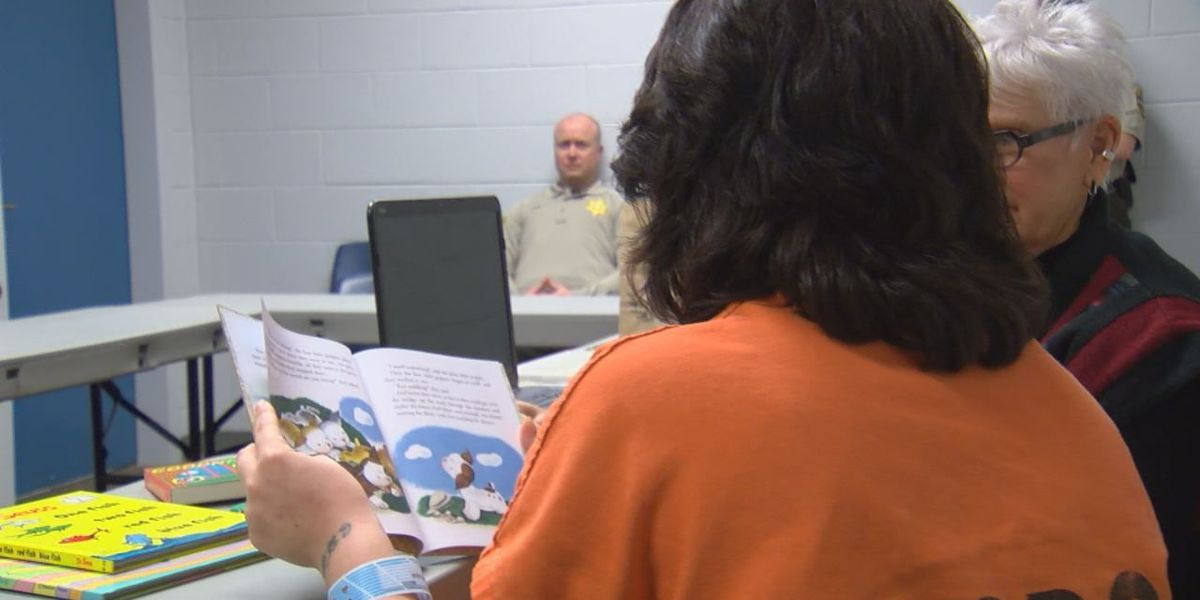 Program hopes to connect AR inmates with loved ones