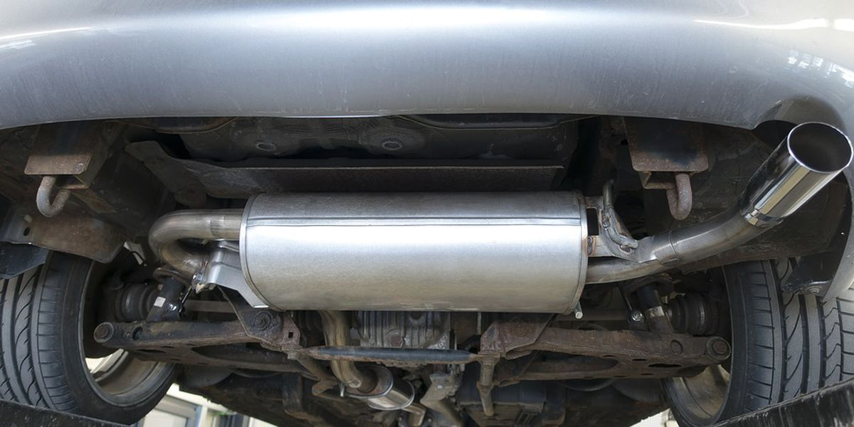 Catalytic converter thefts continue