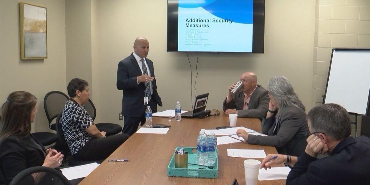 Arkansas School Safety Commission visits Bentonville