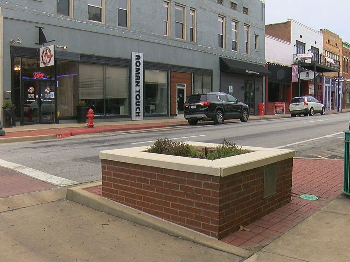 New businesses are headed to Downtown Jonesboro