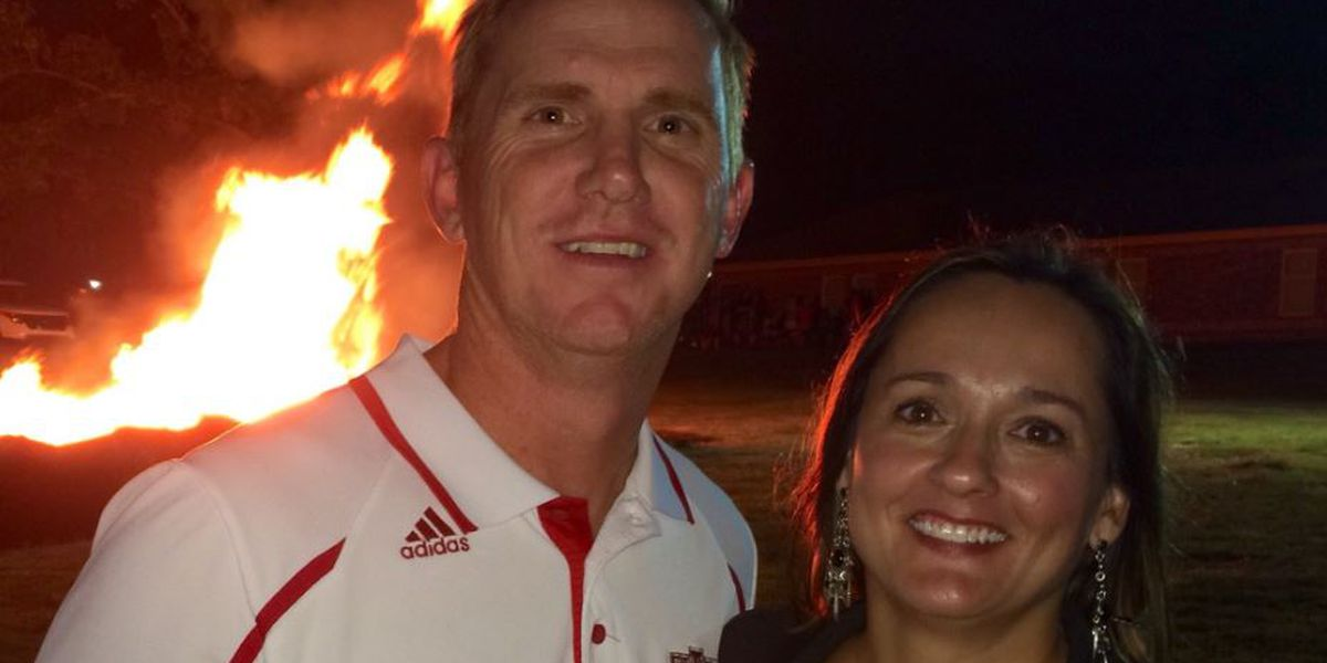 Coach Blake Anderson reports positive signs after wife's surgery to remove brain tumors