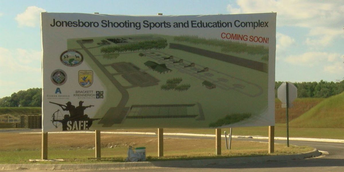 Police chief, mayor gives update on shooting sports complex