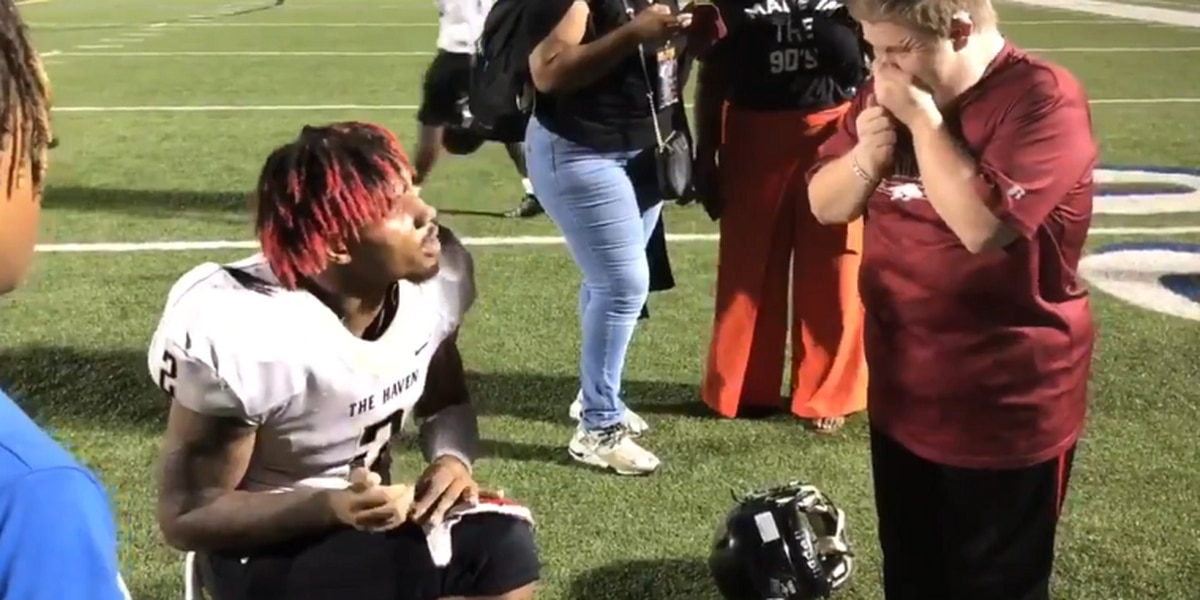 Canaan Sandy and Razorback commit Martavius French are going viral