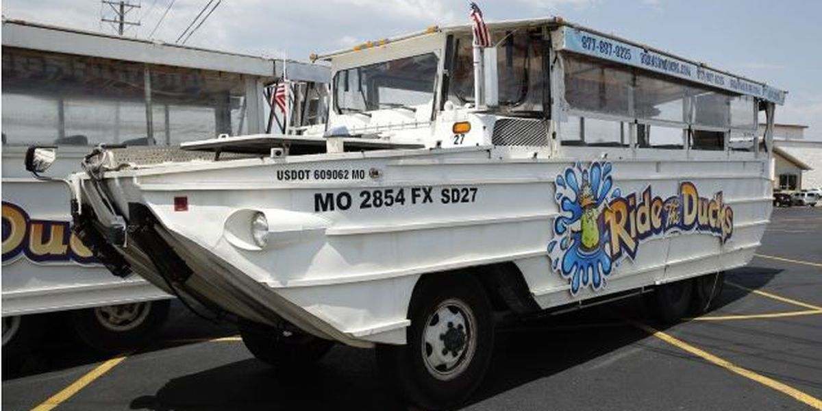 State will temporarily stay proceedings in duck boat case