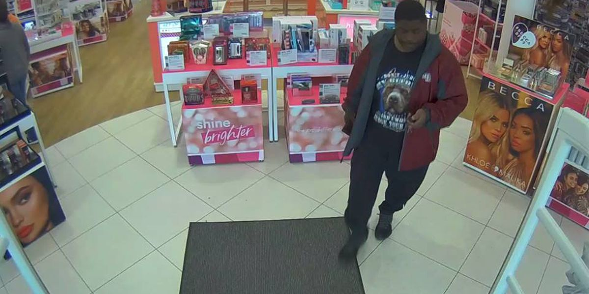 Man wanted in connection with theft investigation