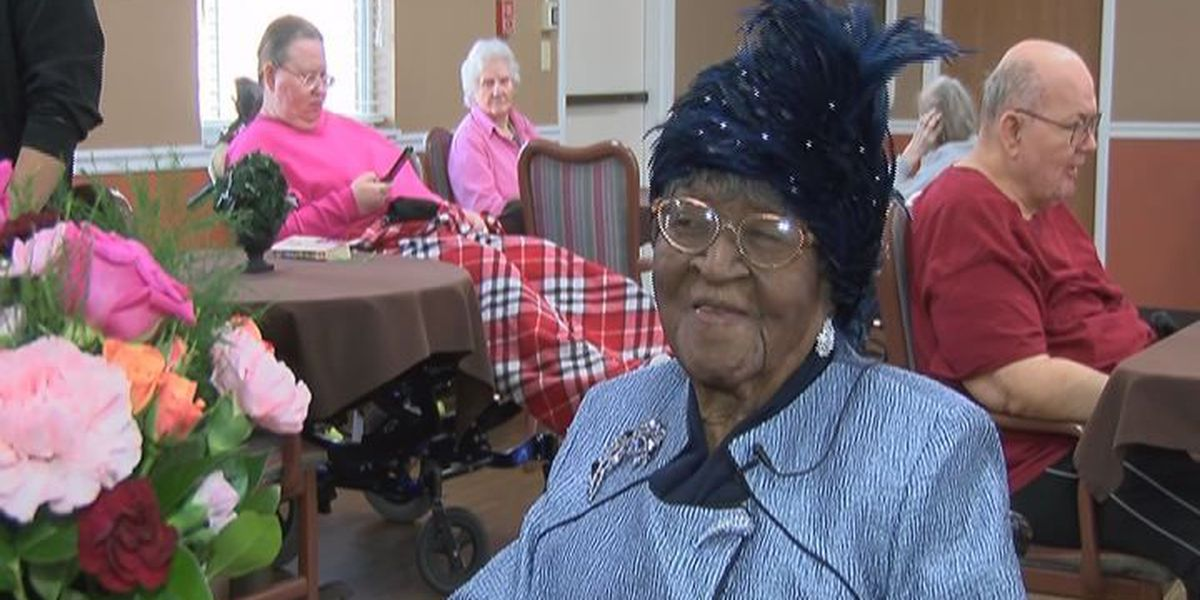 105-year-old woman dies after fulfilling one last wish