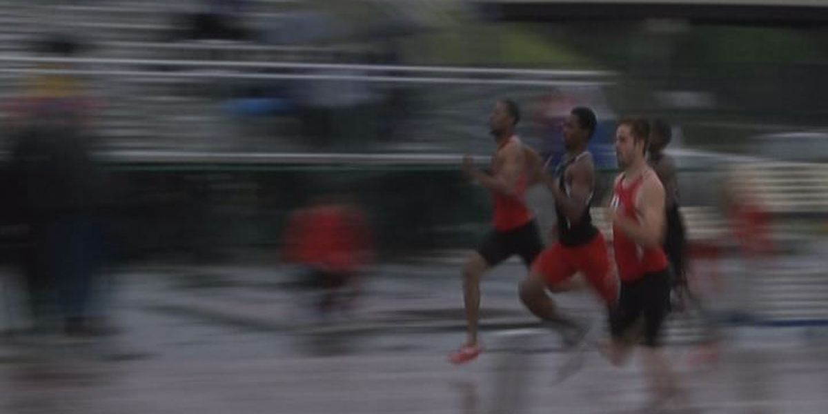A-State Track claims wins despite subpar weather