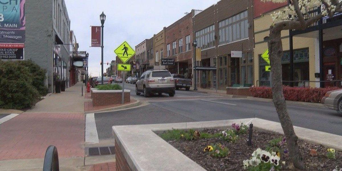 Residents, businesses encouraged to beautify downtown through adoption program