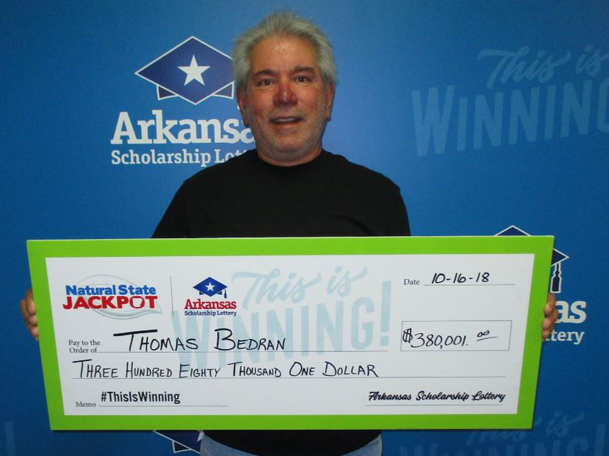 Local couple wins $380,001 playing lottery