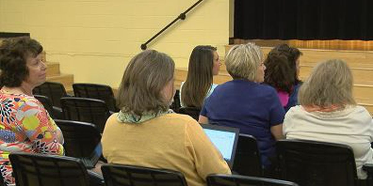 Corning High School teachers to be trained in ACT prep