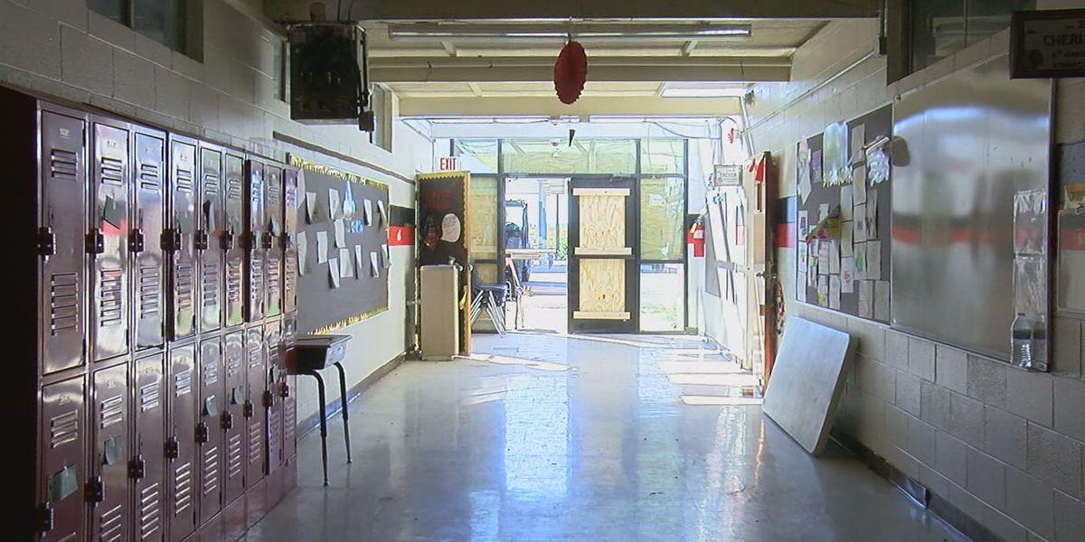 Elementary school structurally sound, kids return Monday