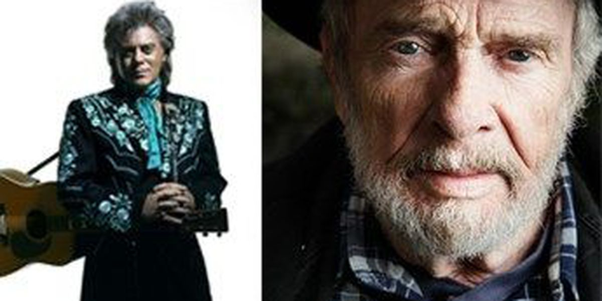 Merle Haggard, Marty Stuart coming to The Convo