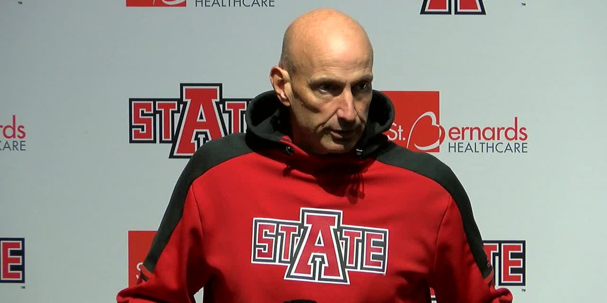 Red Wolves Raw: David Duggan weekly press conference (09/16- Southern Illinois)