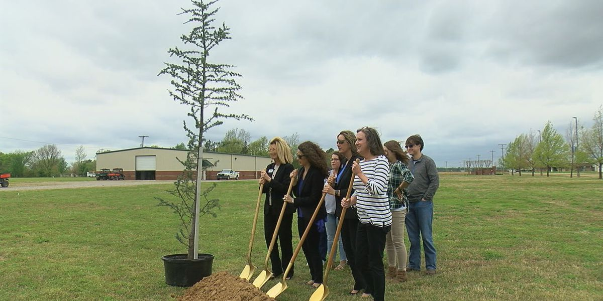 Tree planted to bring community together