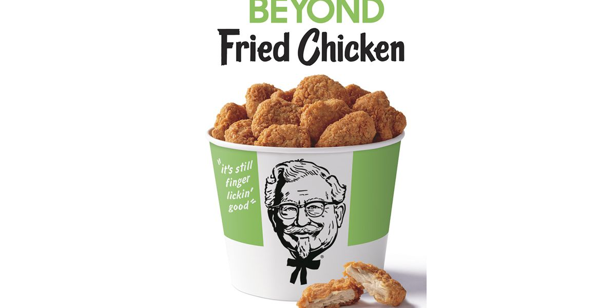 Plant-based meat maker Beyond Meat wins over KFC