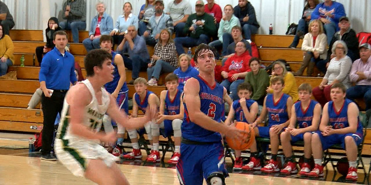 NEA HS Basketball Scoreboard (11/5)