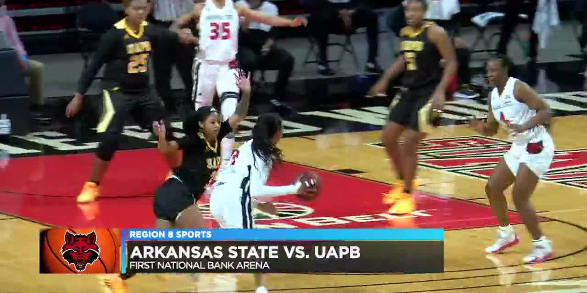 Arkansas State women's basketball falls to UAPB in season opener