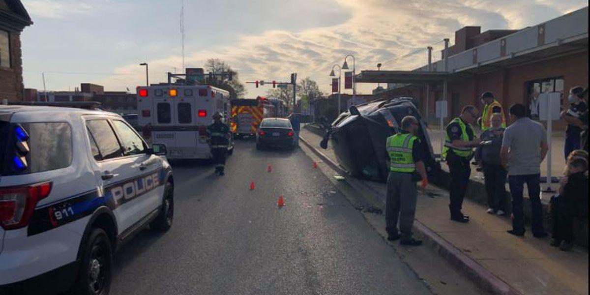 Traffic Alert: Multiple 'serious' crashes slow morning commute