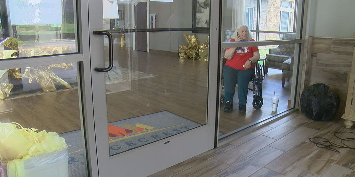 'I wouldn't be scared of it:' Jonesboro nursing home resident looking forward to taking vaccine