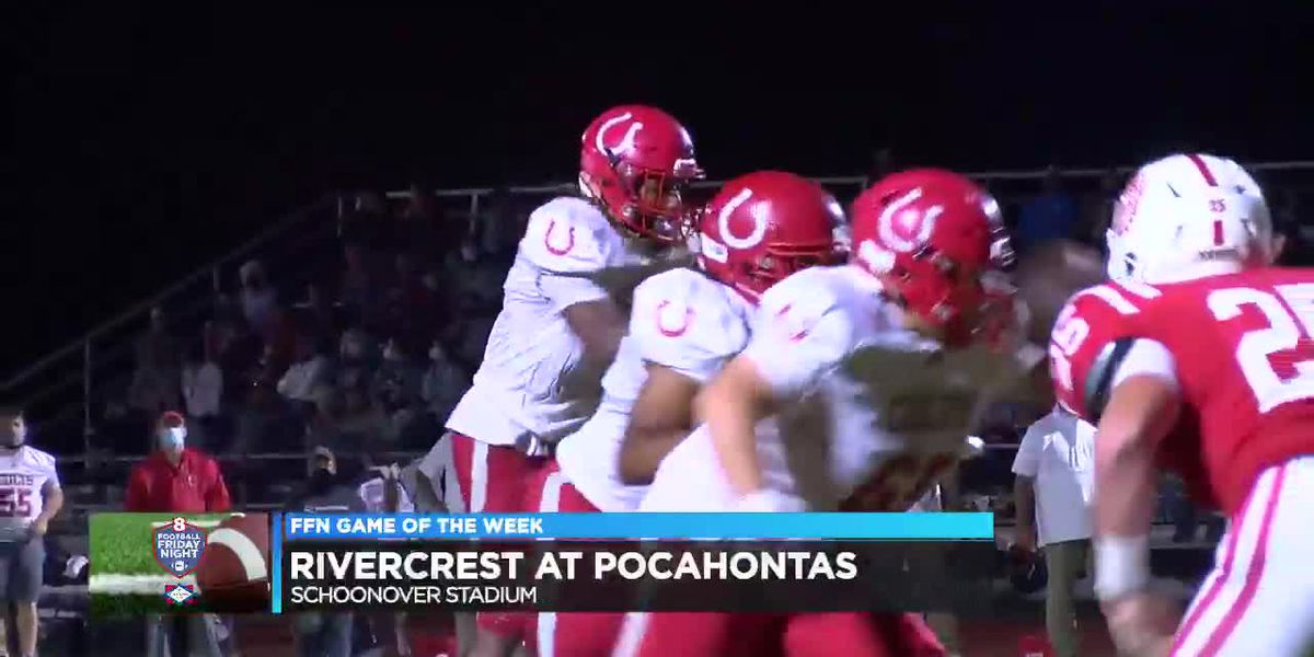 2020 FFN Week 5: Rivercrest beats Pocahontas 46-26 in Game of the Week