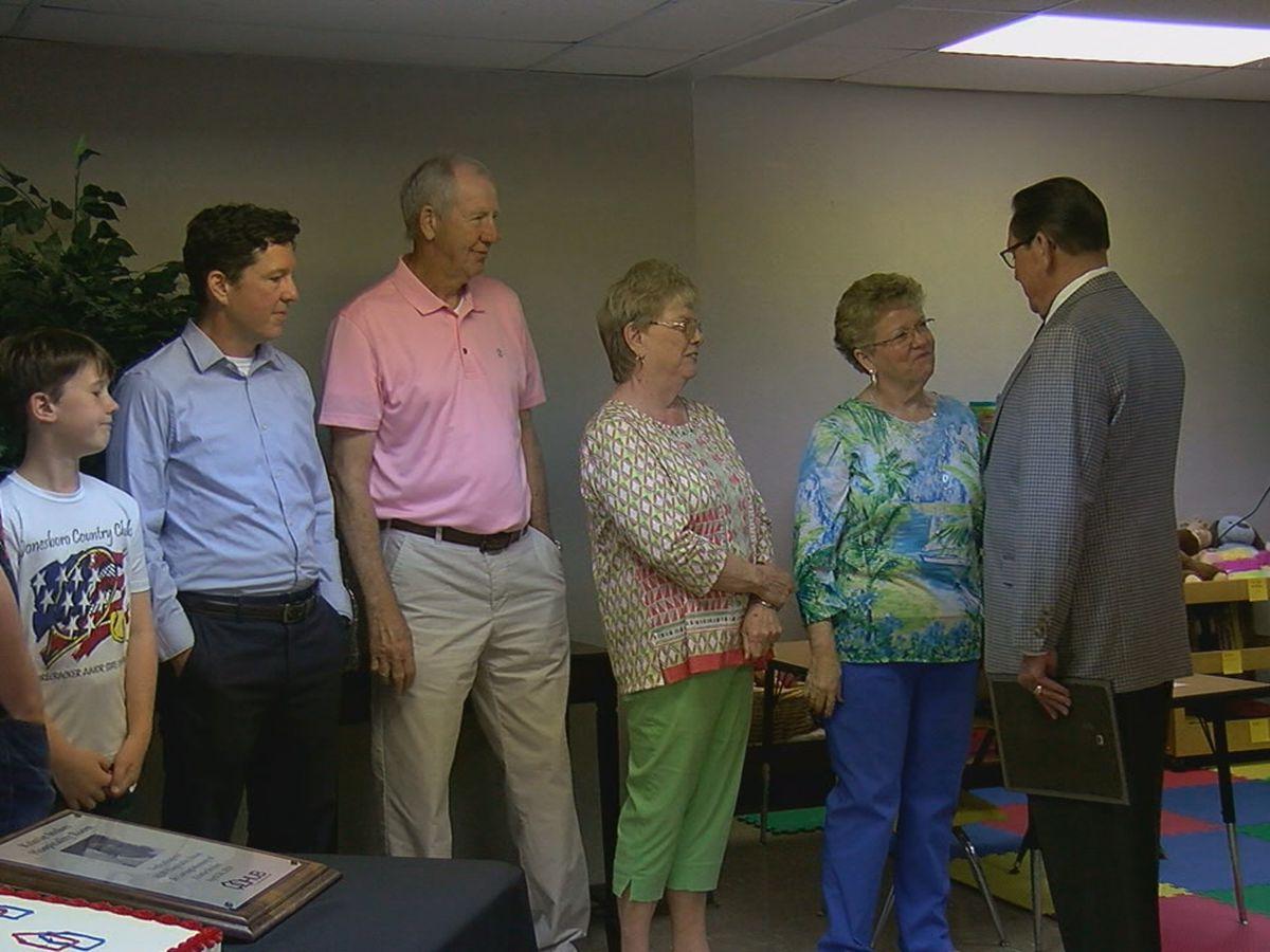 HUB celebrates 2-year anniversary of serving Jonesboro