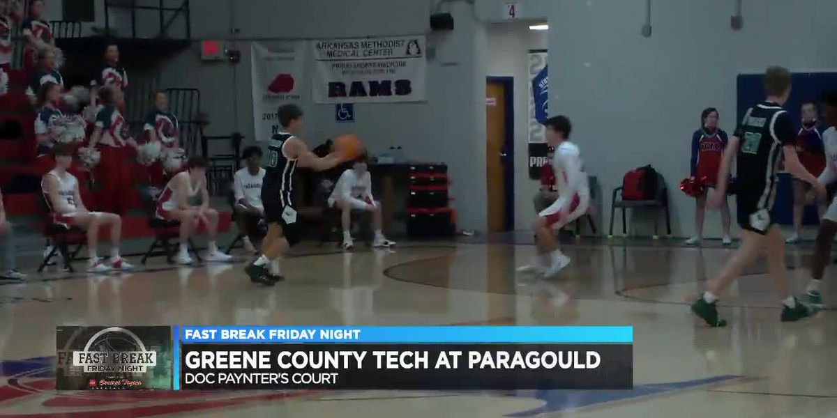 Fast Break Friday Night: Greene County Tech beats Paragould