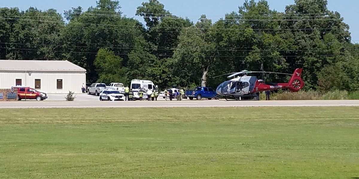 UPDATE: Woman seriously injured in one-vehicle crash