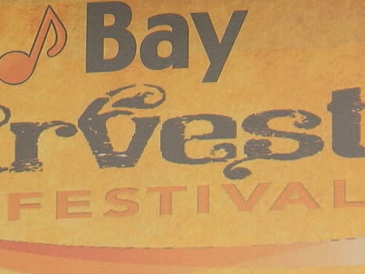 Bay Harvest Festival canceled due to COVID-19