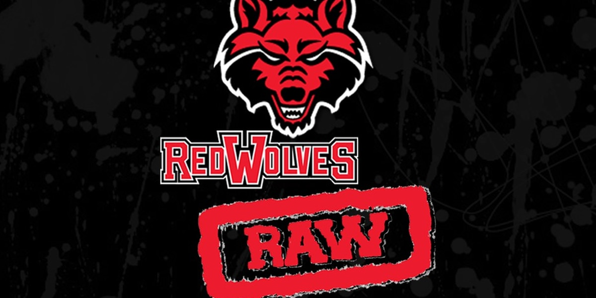 Red Wolves Raw: Anderson, Justice, Darreon after 10/13 practice