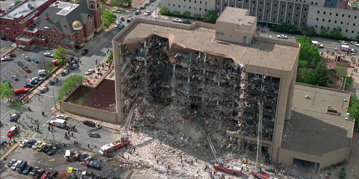 Video tribute honors Oklahoma City bombing victims amid outbreak