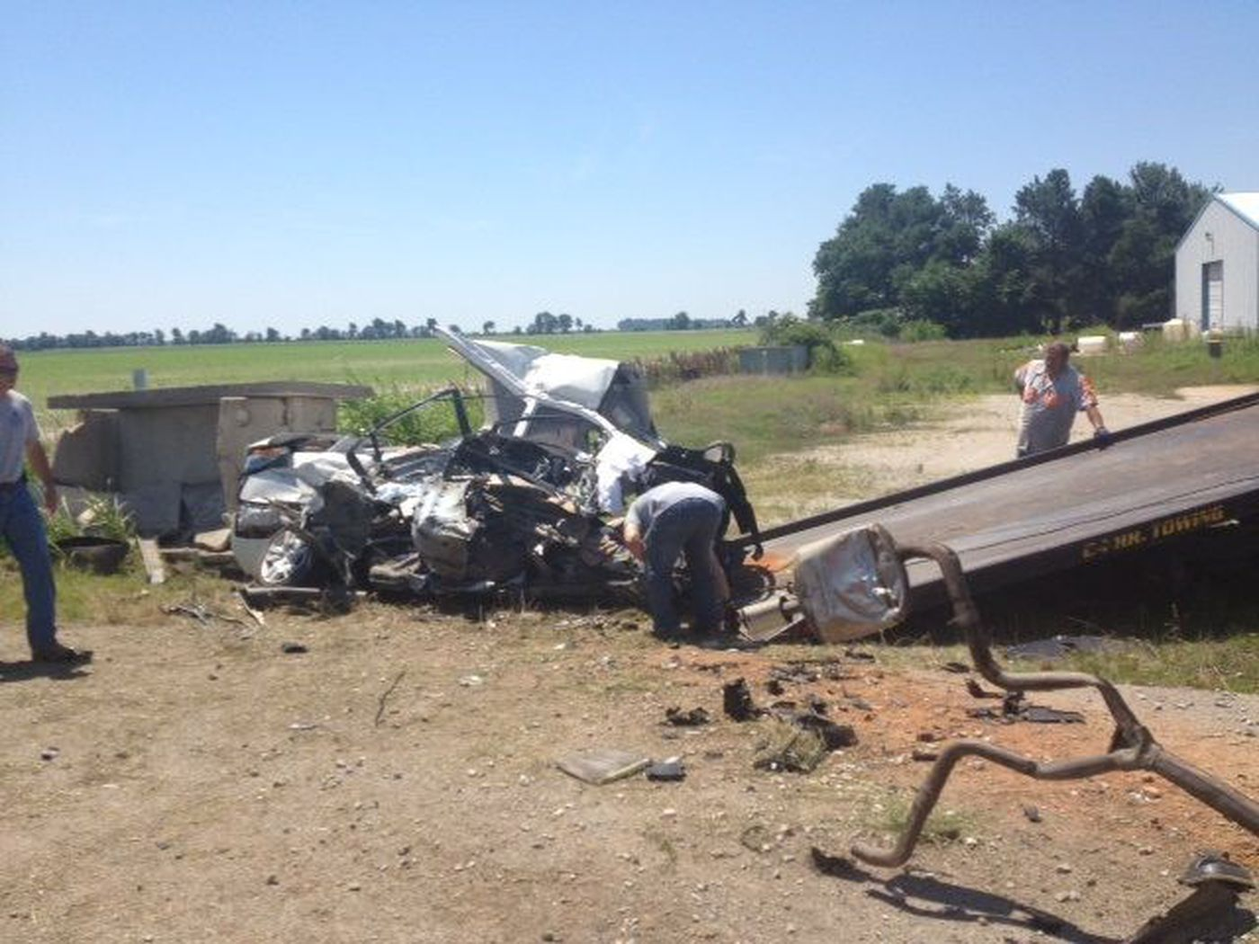 Name released in fatal Highway 18 accident