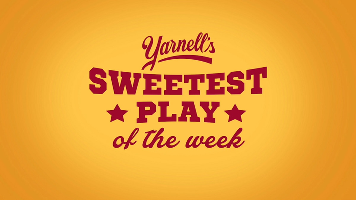 Vote for the Yarnell's Sweetest Play of the Week (9/18/20)