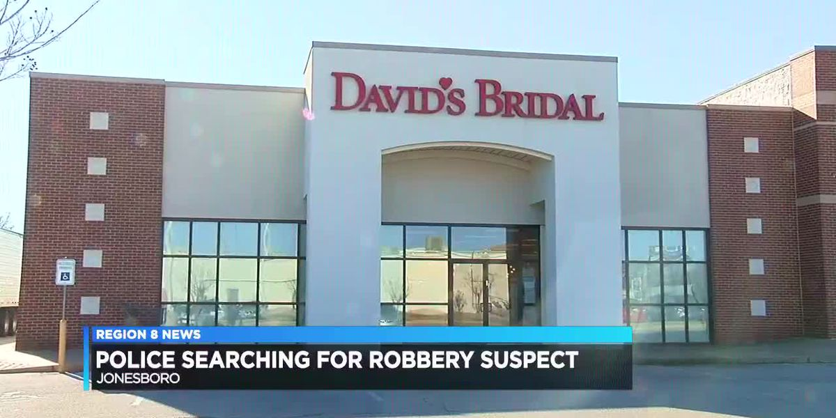 Bridal shop robbed, JPD searching for suspect