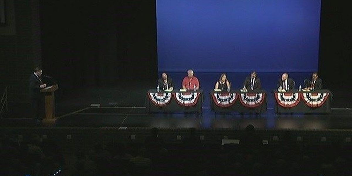 Mayoral candidates discuss pay plans and how to fund them