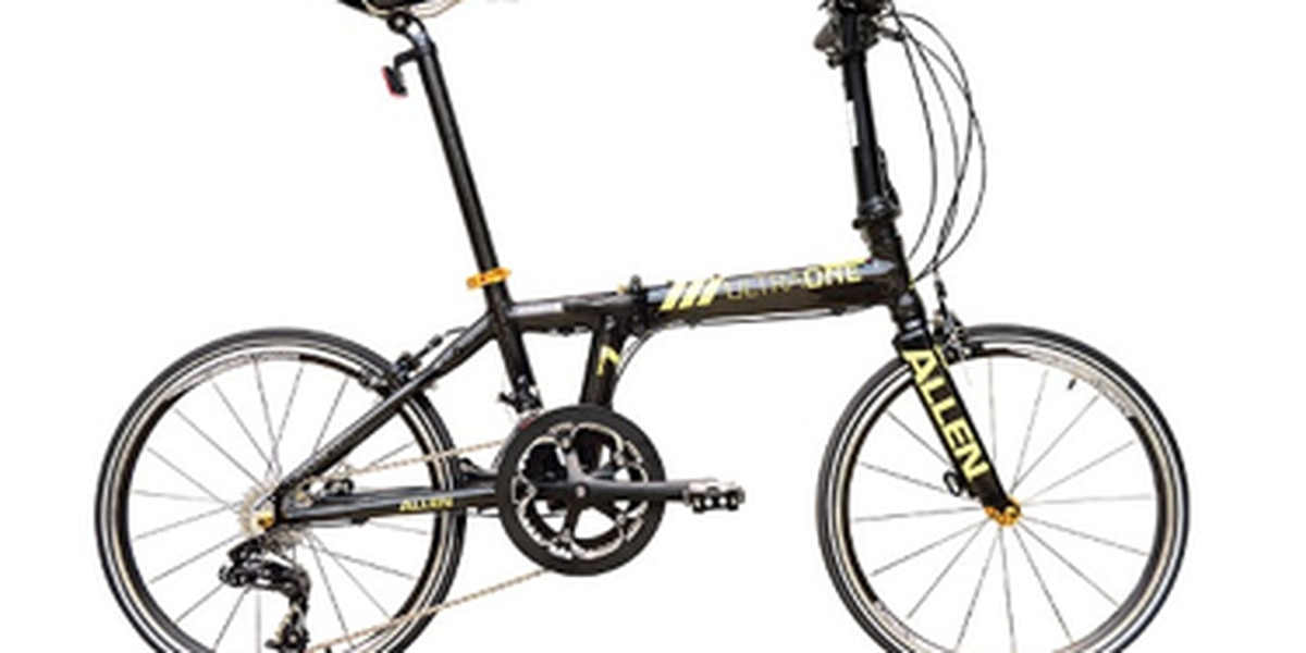 Folding bicycles under recall for fall hazard