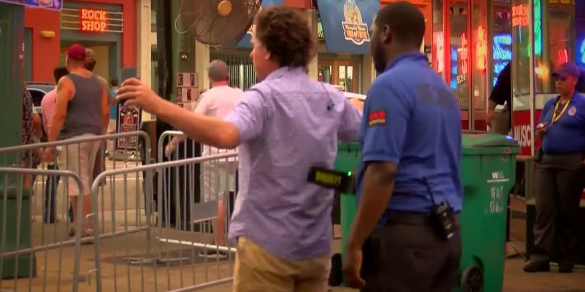 More than $500K raised through Beale Street admission fee