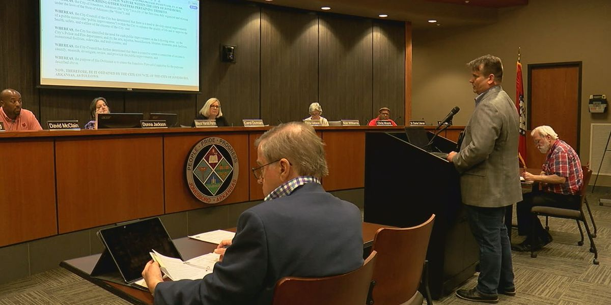 Sales tax increase pitch gets heated during committee meeting